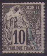 YT50 Alphee Dubois 10c - Obli Bleue