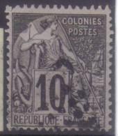 YT50 Alphee Dubois 10c - Losange Noir