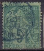 YT49 Alphee Dubois 5c - Corr D'armees Fort De France Martinique