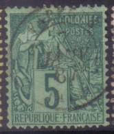 YT49 Alphee Dubois 5c - Papeete Taiti