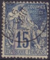 YT51 Alphee Dubois 15c - Congo Francais Correspondances Militaire