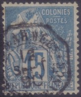 YT51 Alphee Dubois 15c - Corr D'armees Martinique Fort De France