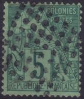 YT49 Alphee Dubois 5c - Losange De Points Noirs
