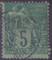 YT49 Alphee Dubois 5c - Nouvelle Caledonie Noumea