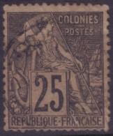 YT54 Alphee Dubois Noir 25c - Cochinchine?