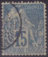 YT51 Alphee Dubois 15c - Guadeloupe