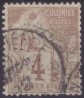 YT48 Alphee Dubois 4c - Martinique Saint Pierre