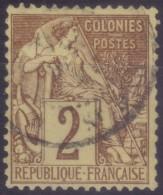 YT47 Alphee Dubois 2c - Reunion Saint Denis?