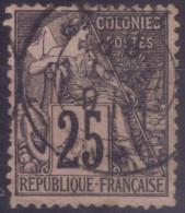 YT54 Alphee Dubois Noir 25c - Tonkin Hanoi