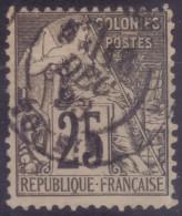 YT54 Alphee Dubois Noir 25c - Tonkin