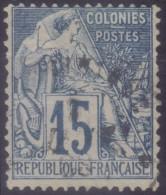 YT51 Alphee Dubois 15c - Martinique?