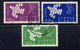 CHYPRE - 189/191° - EUROPA