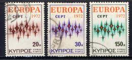 CHYPRE - 366/368° - EUROPA
