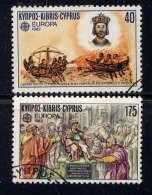 CHYPRE - 561/562° - EUROPA