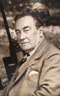 Portrait Du Premier Ministre Britannique Stanley Baldwin Politique Ancienne Photo 1935 - Famous People