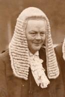 Royaume Uni Douglas Hogg 1st Viscount Hailsham Portrait Ancienne Photo 1930 - Famous People
