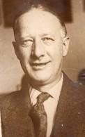 Homme Politique Americain Al Smith Portrait Gouverneur De New York Ancienne Photo Vers 1930 - Famous People