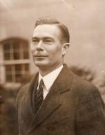 USA Assistant Du Procureur H.L. Lamb Proces Fall-Sinclair Ancienne Photo 1927 - Professions