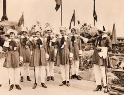 Londres Serveuses De Selfridges A La Mode Francaise Pantalon Ancienne Photo 1930 - Professions