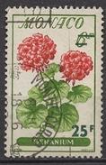 MONACO 1959 -  Y.T.  N° 518 / OBLITERE / C2564 - Usati
