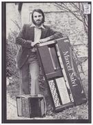 FORMAT 10x15cm - MARCEL SALVI, MUSICIEN SUISSE DE TAVANNES - TB - Musique Et Musiciens