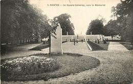 NANTES SQUARE CEINERAY VERS LE MEMORIAL - Nantes