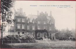 Overijse Overyssche Château Du Comte De Marnix De Sainte-Aldegonde Kasteel Graaf 1907 (in Zeer Goede Staat) - Overijse