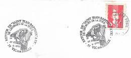 """57  VIC SUR SEILLE  Georges De La Tour 1593/1652 """"Retour De Saint Jean Baptiste à Vic""""  24/06/95"""