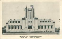 ANTWERPEN 1930 - Braziliaansch Paleis