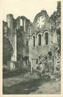 Abbaye N.-D. D'ORVAL - L'ancienne Rosace