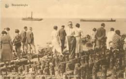 BLANKENBERGHE - La Rentrée Au Port