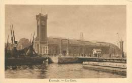 OSTENDE - La Gare