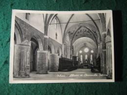 CARTOLINA MILANO -   ABBAZIA DI CHIARAVALLE INTERNO  - B 2074