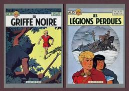 "Jacques MARTIN  - "" ALIX ""  : Lot De 8 Cartes Postales - Editions CASTERMAN 1985 - Bandes Dessinées"