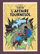 "HERGE  :  "" L'AFFAIRE TOURNESOL "" - Comics"