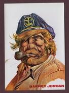 "HERMANN GREG  : "" BARNEY JORDAN ""  Editions LOMBARD 1984 - Bandes Dessinées"