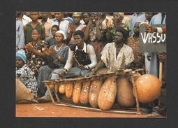 BAMAKO - MALI - AFRIQUE - JOUEURS DE BALAFONG - PHOTO DIANGO CISSE - Mali