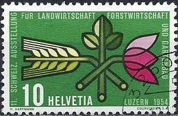 Switzerland 1954 - Agricultural Exhibition, Lucerne ( Mi 593 - YT 544 )