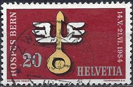 Switzerland 1954 - Turism Fair In Bern ( Mi 594 - YT 545 )