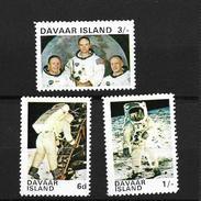 DAVAAR ISLAND (ECOSSE) 1970 APOLLO 11  YVERT  N° NEUF MNH** - Space
