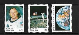 DAVAAR ISLAND (ECOSSE) 1970 APOLLO 11  YVERT  N° NEUF MNH**