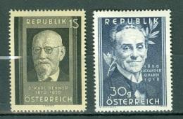 Autriche   791 Et 793  *  TB