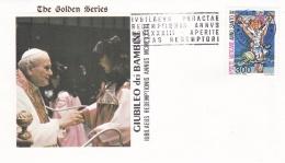 Vatican Cover 1984 Giubileo Dei Bambini (T17-18)