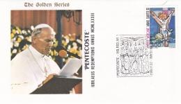 Vatican Cover 1983  Pentecoste  (T17-18)