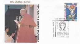 Vatican Cover 1983  Giovanni Paolo II In Polonia (T17-18)