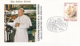 Vatican Cover 1983  Giovanni Paolo II In Austria  (T17-18)
