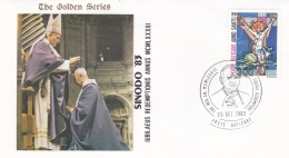 Vatican Cover 1983  Sinodo 83 (T17-18)