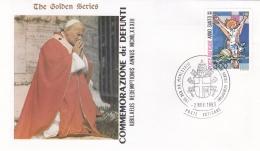 Vatican Cover 1983  Commerazione Dei Defunti (T17-18)
