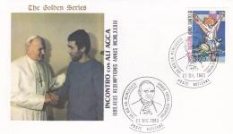 Vatican Cover 1983  Incontro Con Ali Agca (T17-18)