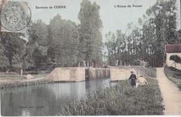 ENV DE COSNE                                    L'ecluse Du Pezeau - Cosne Cours Sur Loire